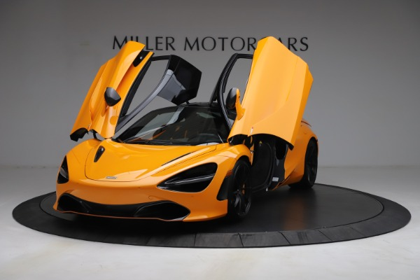 New 2019 McLaren 720S Performance for sale Sold at Alfa Romeo of Westport in Westport CT 06880 14
