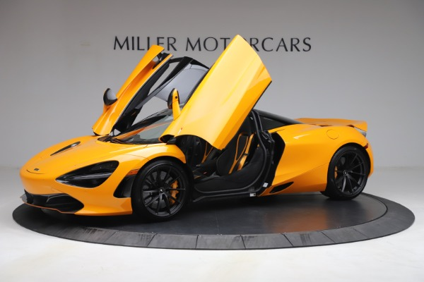 New 2019 McLaren 720S Performance for sale Sold at Alfa Romeo of Westport in Westport CT 06880 15