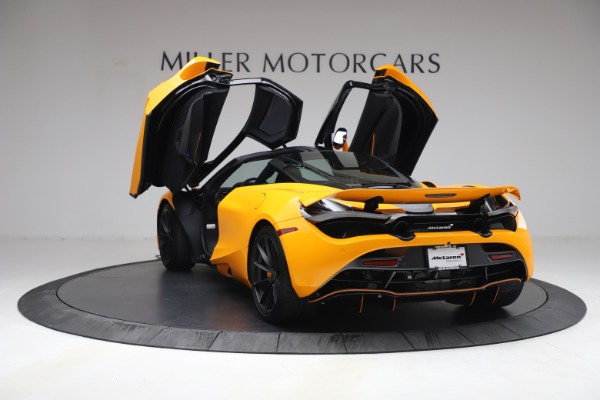 New 2019 McLaren 720S Performance for sale Sold at Alfa Romeo of Westport in Westport CT 06880 18