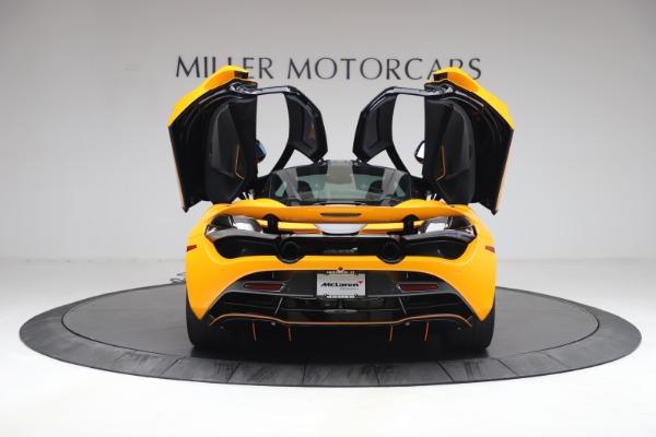 Used 2019 McLaren 720S Performance for sale $309,990 at Alfa Romeo of Westport in Westport CT 06880 19