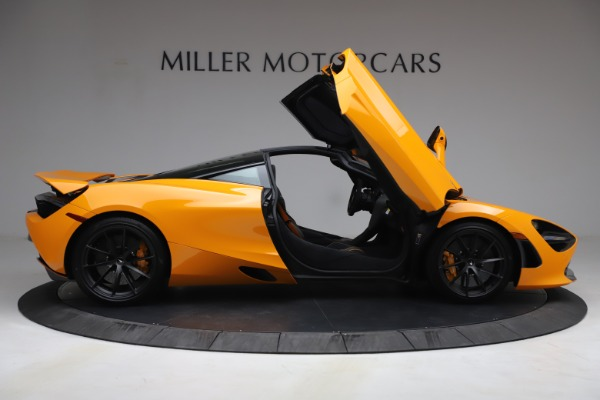 New 2019 McLaren 720S Performance for sale Sold at Alfa Romeo of Westport in Westport CT 06880 22