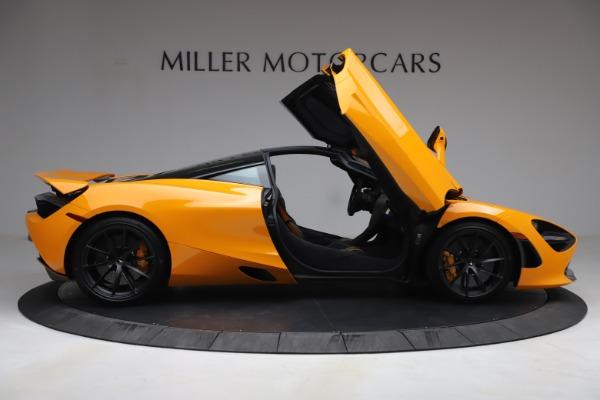 Used 2019 McLaren 720S Performance for sale $309,990 at Alfa Romeo of Westport in Westport CT 06880 22