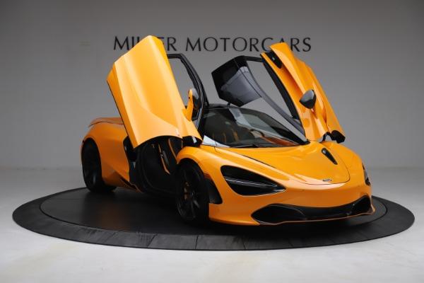 Used 2019 McLaren 720S Performance for sale $309,990 at Alfa Romeo of Westport in Westport CT 06880 24