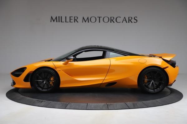 Used 2019 McLaren 720S Performance for sale $309,990 at Alfa Romeo of Westport in Westport CT 06880 3
