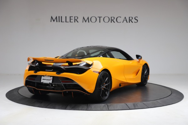 Used 2019 McLaren 720S Performance for sale $309,990 at Alfa Romeo of Westport in Westport CT 06880 7