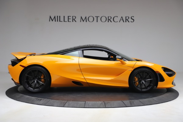 New 2019 McLaren 720S Performance for sale Sold at Alfa Romeo of Westport in Westport CT 06880 9