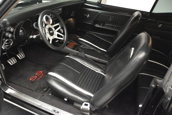 Used 1967 Chevrolet Camaro SS Tribute for sale Sold at Alfa Romeo of Westport in Westport CT 06880 16