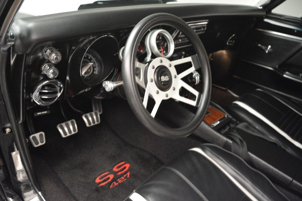 Used 1967 Chevrolet Camaro SS Tribute for sale Sold at Alfa Romeo of Westport in Westport CT 06880 18