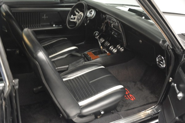 Used 1967 Chevrolet Camaro SS Tribute for sale Sold at Alfa Romeo of Westport in Westport CT 06880 20