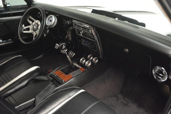 Used 1967 Chevrolet Camaro SS Tribute for sale Sold at Alfa Romeo of Westport in Westport CT 06880 21
