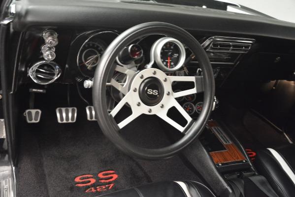 Used 1967 Chevrolet Camaro SS Tribute for sale Sold at Alfa Romeo of Westport in Westport CT 06880 23