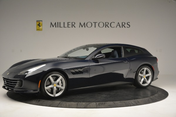 Used 2018 Ferrari GTC4Lusso for sale Sold at Alfa Romeo of Westport in Westport CT 06880 2