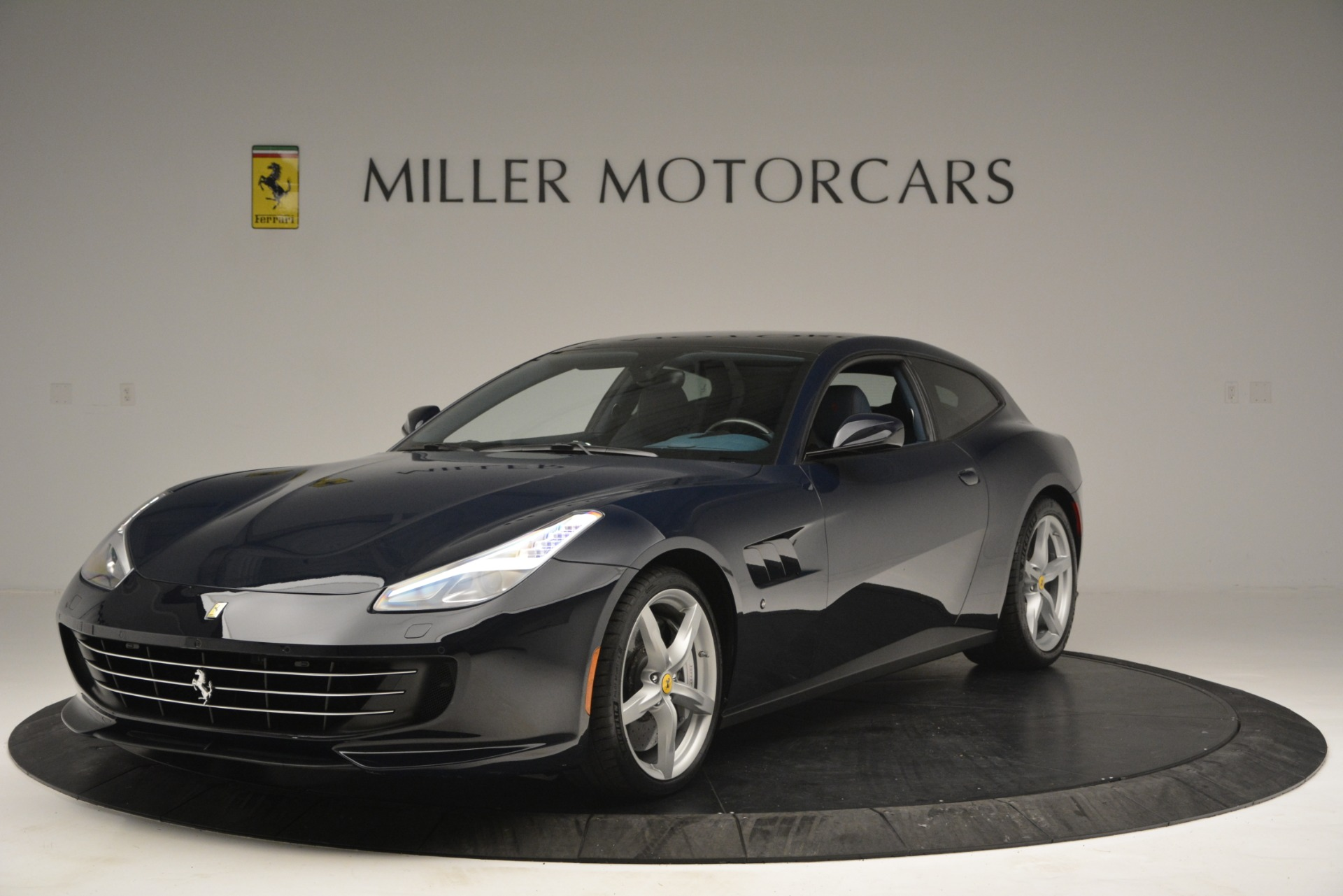 Used 2018 Ferrari GTC4Lusso for sale Sold at Alfa Romeo of Westport in Westport CT 06880 1