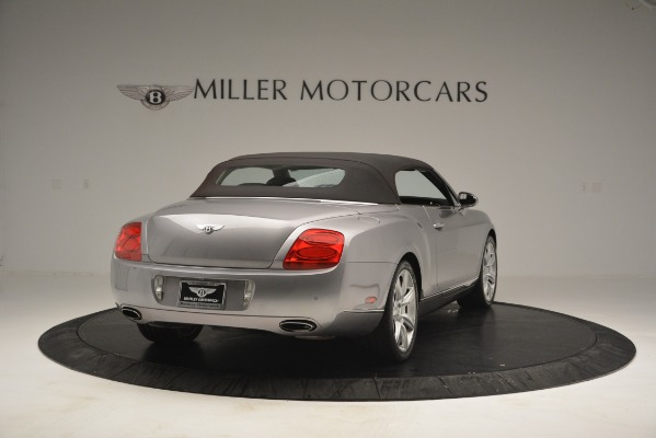 Used 2009 Bentley Continental GT GT for sale Sold at Alfa Romeo of Westport in Westport CT 06880 17