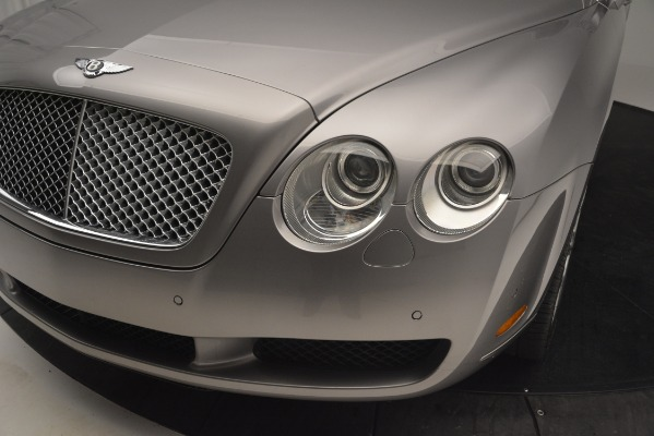 Used 2009 Bentley Continental GT GT for sale Sold at Alfa Romeo of Westport in Westport CT 06880 21