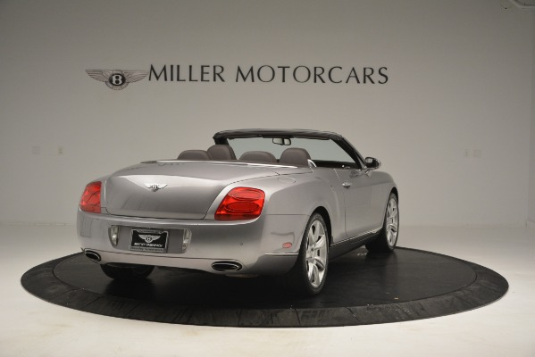 Used 2009 Bentley Continental GT GT for sale Sold at Alfa Romeo of Westport in Westport CT 06880 7