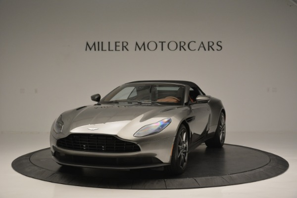 Used 2019 Aston Martin DB11 V8 Convertible for sale Sold at Alfa Romeo of Westport in Westport CT 06880 13