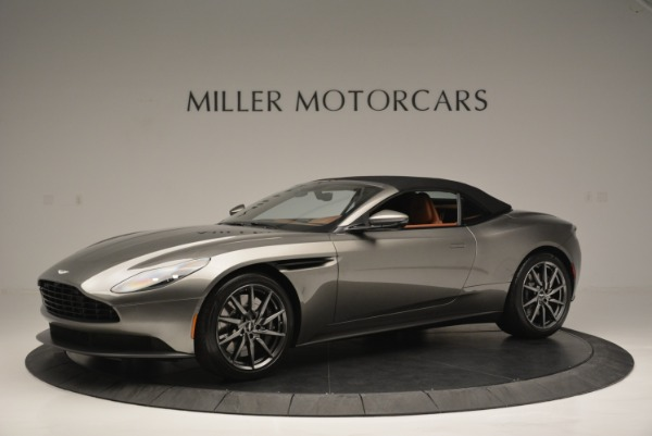 Used 2019 Aston Martin DB11 V8 Convertible for sale Sold at Alfa Romeo of Westport in Westport CT 06880 14