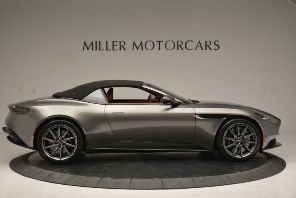 Used 2019 Aston Martin DB11 V8 Convertible for sale Sold at Alfa Romeo of Westport in Westport CT 06880 16