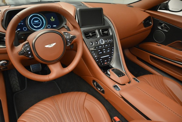 Used 2019 Aston Martin DB11 V8 Convertible for sale Sold at Alfa Romeo of Westport in Westport CT 06880 20