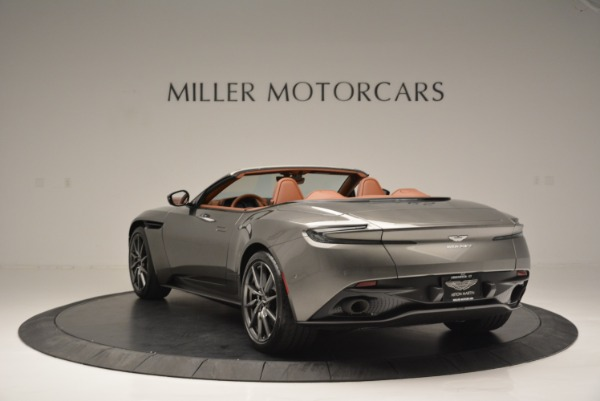 Used 2019 Aston Martin DB11 V8 Convertible for sale Sold at Alfa Romeo of Westport in Westport CT 06880 5