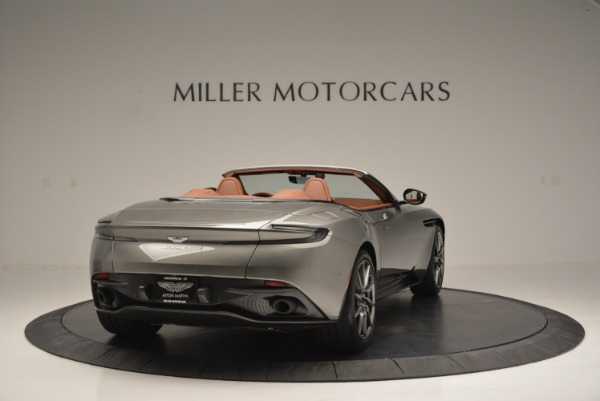 Used 2019 Aston Martin DB11 V8 Convertible for sale Sold at Alfa Romeo of Westport in Westport CT 06880 7