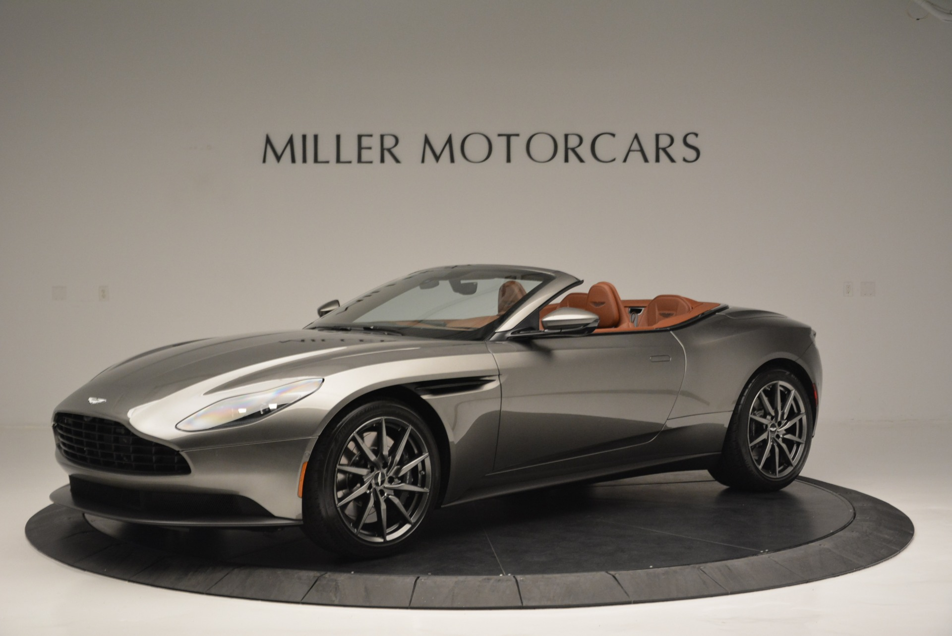 Used 2019 Aston Martin DB11 V8 Convertible for sale Sold at Alfa Romeo of Westport in Westport CT 06880 1