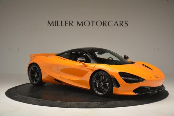 Used 2018 McLaren 720S Performance for sale Sold at Alfa Romeo of Westport in Westport CT 06880 10