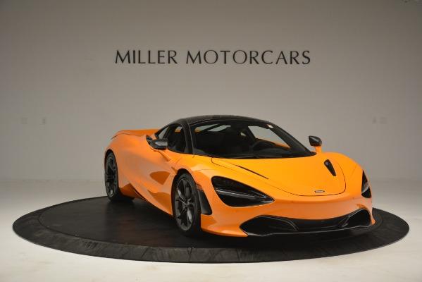 Used 2018 McLaren 720S Performance for sale Sold at Alfa Romeo of Westport in Westport CT 06880 11