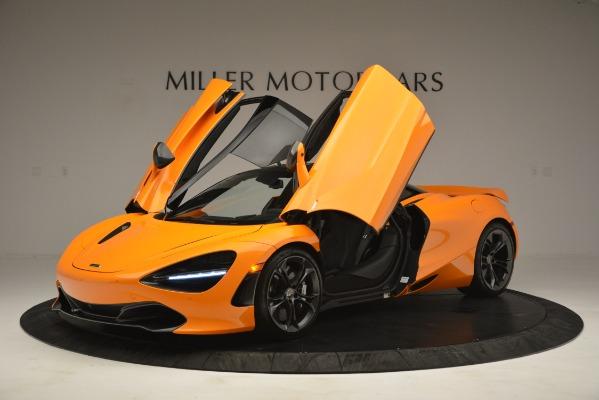 Used 2018 McLaren 720S Performance for sale Sold at Alfa Romeo of Westport in Westport CT 06880 14