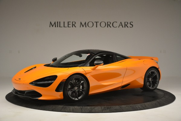 Used 2018 McLaren 720S Performance for sale Sold at Alfa Romeo of Westport in Westport CT 06880 2