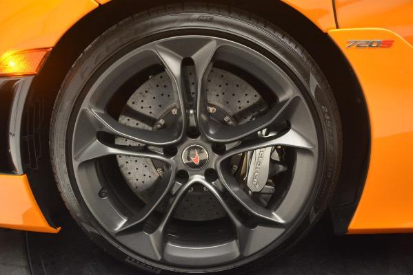 Used 2018 McLaren 720S Performance for sale Sold at Alfa Romeo of Westport in Westport CT 06880 22