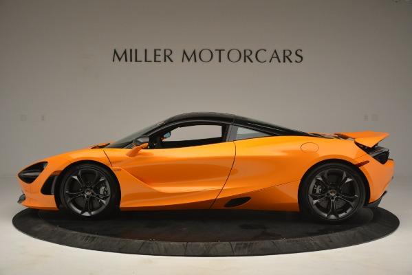 Used 2018 McLaren 720S Performance for sale Sold at Alfa Romeo of Westport in Westport CT 06880 3