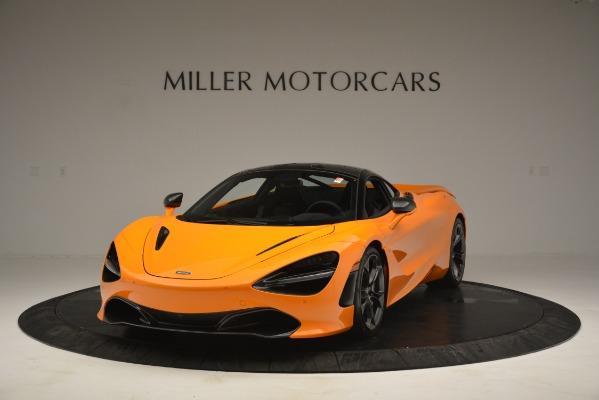 Used 2018 McLaren 720S Performance for sale Sold at Alfa Romeo of Westport in Westport CT 06880 1