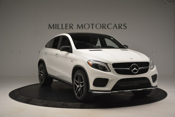Used 2016 Mercedes-Benz GLE 450 AMG Coupe 4MATIC for sale Sold at Alfa Romeo of Westport in Westport CT 06880 11