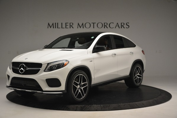 Used 2016 Mercedes-Benz GLE 450 AMG Coupe 4MATIC for sale Sold at Alfa Romeo of Westport in Westport CT 06880 2