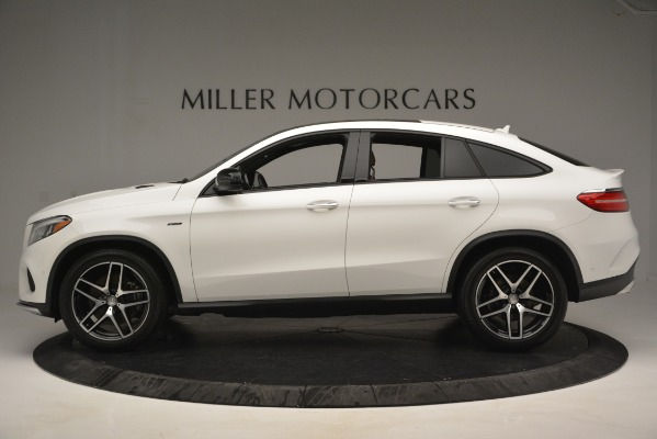 Used 2016 Mercedes-Benz GLE 450 AMG Coupe 4MATIC for sale Sold at Alfa Romeo of Westport in Westport CT 06880 3