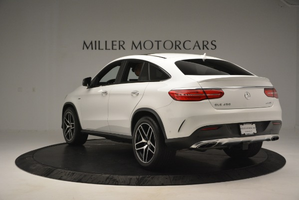 Used 2016 Mercedes-Benz GLE 450 AMG Coupe 4MATIC for sale Sold at Alfa Romeo of Westport in Westport CT 06880 5