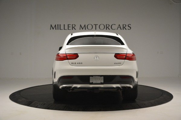 Used 2016 Mercedes-Benz GLE 450 AMG Coupe 4MATIC for sale Sold at Alfa Romeo of Westport in Westport CT 06880 6