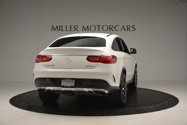 Used 2016 Mercedes-Benz GLE 450 AMG Coupe 4MATIC for sale Sold at Alfa Romeo of Westport in Westport CT 06880 7
