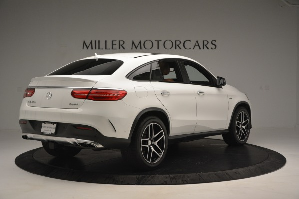 Used 2016 Mercedes-Benz GLE 450 AMG Coupe 4MATIC for sale Sold at Alfa Romeo of Westport in Westport CT 06880 8