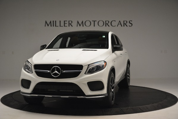 Used 2016 Mercedes-Benz GLE 450 AMG Coupe 4MATIC for sale Sold at Alfa Romeo of Westport in Westport CT 06880 1