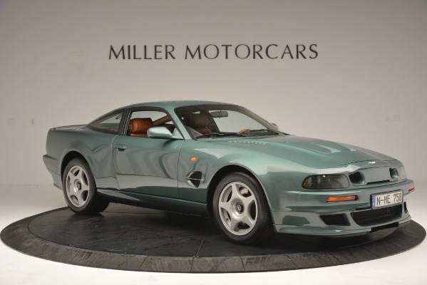 Used 1999 Aston Martin V8 Vantage Le Mans V600 Coupe for sale $550,000 at Alfa Romeo of Westport in Westport CT 06880 12