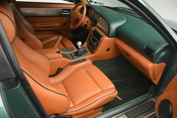 Used 1999 Aston Martin V8 Vantage Le Mans V600 Coupe for sale $550,000 at Alfa Romeo of Westport in Westport CT 06880 25