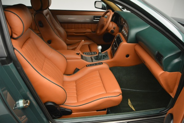 Used 1999 Aston Martin V8 Vantage Le Mans V600 Coupe for sale $550,000 at Alfa Romeo of Westport in Westport CT 06880 26
