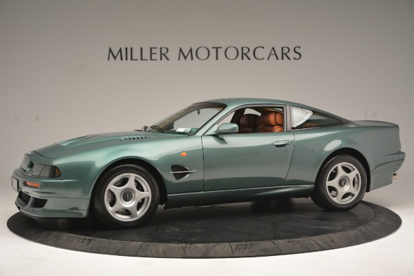 Used 1999 Aston Martin V8 Vantage Le Mans V600 Coupe for sale $550,000 at Alfa Romeo of Westport in Westport CT 06880 3