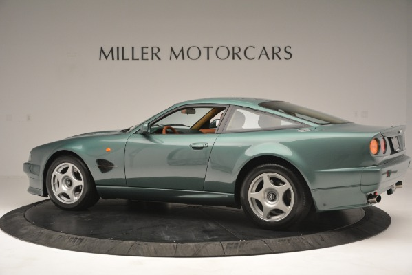 Used 1999 Aston Martin V8 Vantage Le Mans V600 Coupe for sale $550,000 at Alfa Romeo of Westport in Westport CT 06880 5
