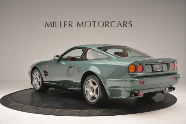 Used 1999 Aston Martin V8 Vantage Le Mans V600 Coupe for sale $550,000 at Alfa Romeo of Westport in Westport CT 06880 6