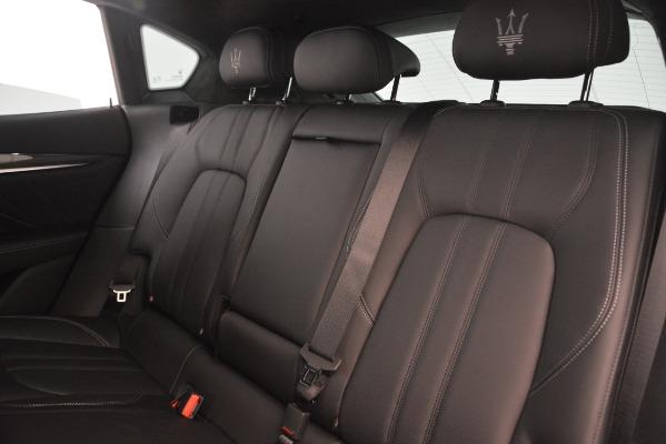 New 2019 Maserati Levante GTS for sale Sold at Alfa Romeo of Westport in Westport CT 06880 19