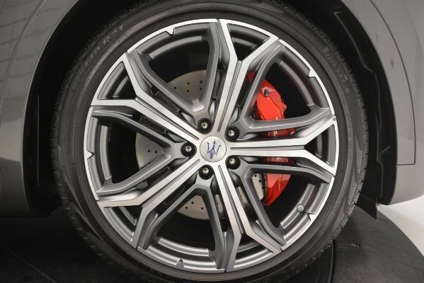 New 2019 Maserati Levante GTS for sale Sold at Alfa Romeo of Westport in Westport CT 06880 26